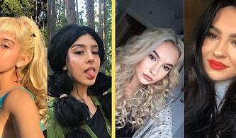 Sarı ve Siyah Saçlı Hallerini Paylaşan Bu 17 Twitter Kullanıcısının Değişimini Görünce Korkularınızı Bir Kenara Bırakacaksınız!