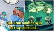Ameliyat Kıyafetlerinin Hep Mavi ve Yeşil Renk Tonlarında Oluşunun Nedenini Hiç Merak Ettiniz mi?