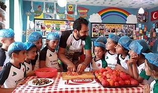 Diyarbakır'da Bir Köy Okulunda, Finlandiya Eğitim Sistemini Uygulayan Hasan Öğretmen İle Tanışın!
