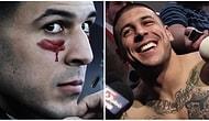 Bir Dönemin Yıldız Amerikan Futbolu Oyuncusu Aaron Hernandez'in Sevenlerini Hayal Kırıklığına Uğratan Hikayesi