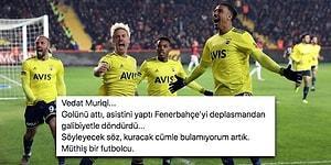Fenerbahçe Seriye Bağladı! Gaziantep FK-Fenerbahçe Maçında Yaşananlar ve Tepkiler
