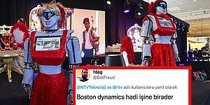 Kınayı Getir Robot! Konyalı Bilim İnsanları Tarafından Üretilen Türkiye'nin İlk Kına Robotları Görücüye Çıktı