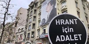 13 Yıl Oldu: Hrant Dink Vurulduğu Yerde Anıldı