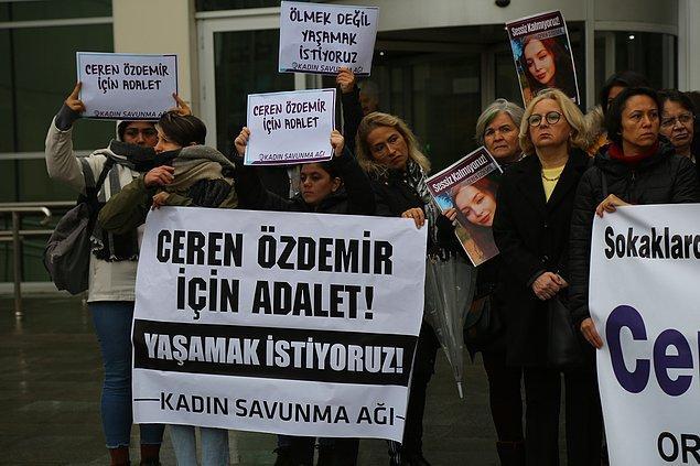 """Ceren'in ailesi: """"En ağır cezayı almasını talep ediyoruz"""""""