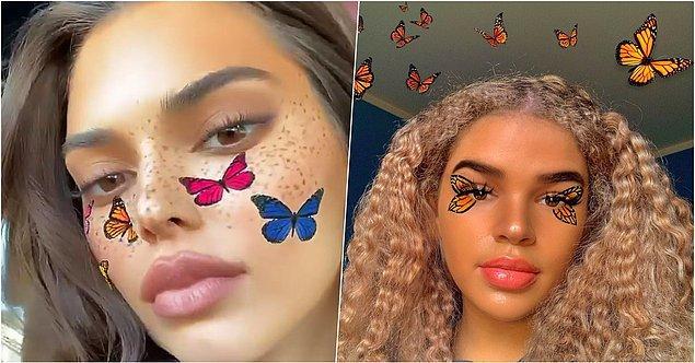 5. Butterflies