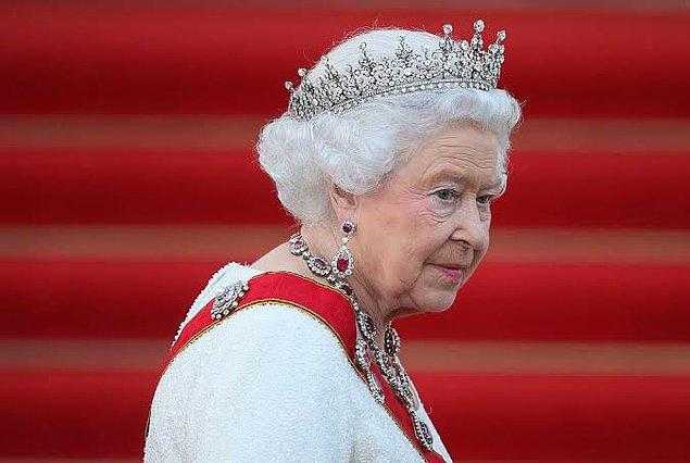 Biz en çok Kraliçe Elizabeth'in tepkisini merak ederken, geçtiğimiz günlerde kendisinden ilk açıklama gelmişti.