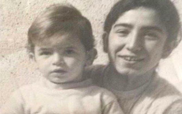 Fotoğraftaki küçük çocuğun hangi ünlü olduğunu tahmin et bakalım!
