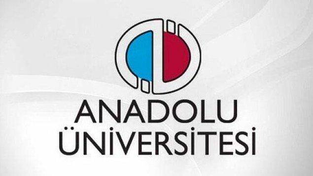Anadolu Üniversitesi (AÜ) sınavların sonuçlarının da kısa sürede açıklanacağını duyurdu.