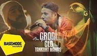 Grogi feat. Ceg & Tankurt Manas - Bu Gece Bizim Şarkı Sözleri