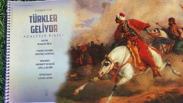 """""""Türkler Geliyor: Adaletin Kılıcı"""", dünya çapında izlenilebilir bir öykü senaryosuyla, cihan hakimiyeti ruhuna tanıklık yapmak için yola çıkan iddialı bir film."""