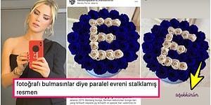 Ece Erken İnternet'ten Bulduğu Çiçek Fotoğrafını Kendisine Gelmiş Gibi Paylaşınca, Twitter Aleminin Diline Düştü