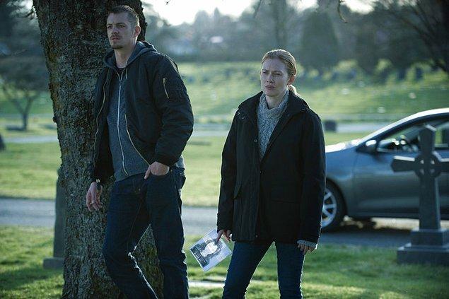 13. The Killing (2011 – 2014)
