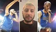Konserde Hayranının Telefonunu Alıp Yere Fırlatan Khontkar, Instagram'dan Açıklama Yaptı!