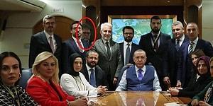 Gülümse, Dönüyorum: Erdoğan'ın Uçağında 'Saklanan' Ahmet Hakan Sosyal Medyanın Gündeminde