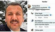 Başkası Yazmış! AKP'li Belediye Başkanından, Rahşan Ecevit İçin 'Ateşi Bol Olsun İnşallah' Yorumu