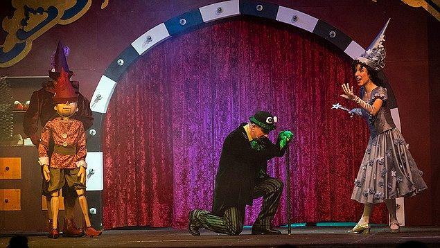 "Ankaralı minikler de ""Pinokyo Müzikali""ni 26 Ocak'ta Ankara Panora Sanat Merkezi'nde izleyebilir."