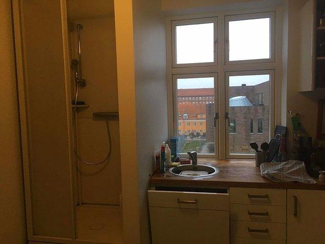 26. Danimarka'da bir çok evde sadece duş bulunur ama tuvalet bulunmaz. Duş ise, evin mutfağında yer alır.