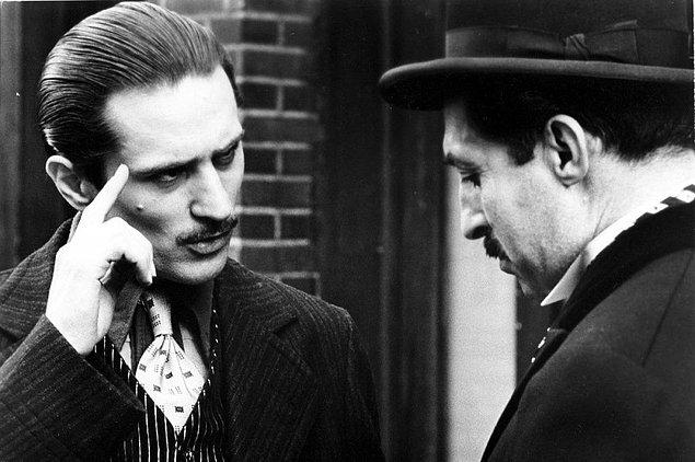 2. Baba (1972) The Godfather ve 2 (1974)