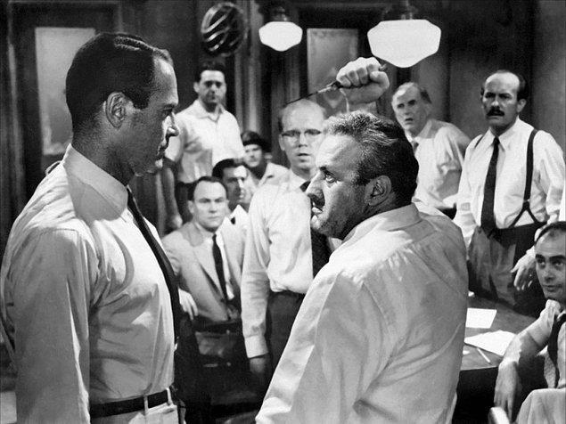 4. 12 Öfkeli Adam (1957) 12 Angry Men
