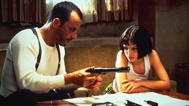 13. Sevginin Gücü (1994) Léon