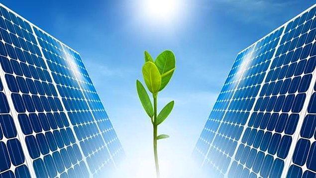 Güneş enerjisinden yararlanın