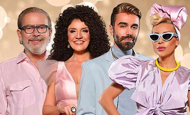 Yarışmanın jüri koltuğunda ise Uğurkan Erez, Banu Noyan, Kemal Doğulu ve Gülşah Saraçoğlu var.