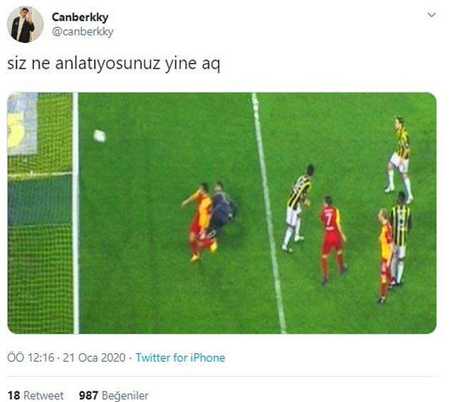 4. Galatasaraylıların gözleri yaşlı...