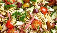 İtalyan Makarna Salatası: Çabucak Hazırlanan Enfes İtalyan Makarna Salatası Nasıl Yapılır?