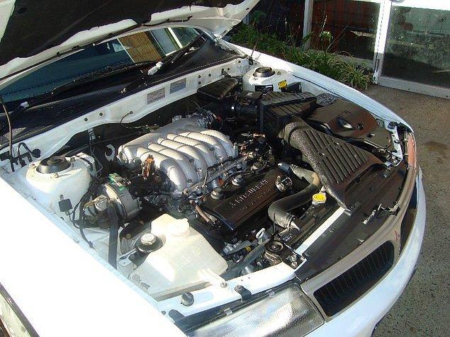 Motoru incelerken görüntüye çok kanmamak gerekiyor.