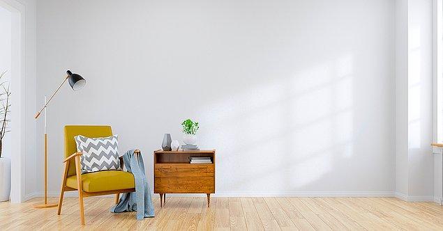 7. En önemli nokta odanın içindeki ısıyı koruyabilmek. Bu yüzden ısı yalıtımlı boyaları tercih edin.