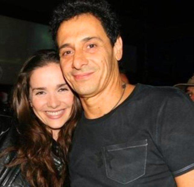 1977 doğumlu yıldız, henüz 24 yaşındayken Ricardo Mollo ile evlendi. Arjantin rock yıldızı Ricardo Mollo'yu kendisine o zamanlar yakıştıramadık. Belki de bu yüzden peşini bıraktık.