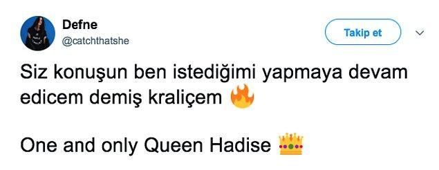 Hadise'nin bu videosu sosyal medyada da gündem oldu...