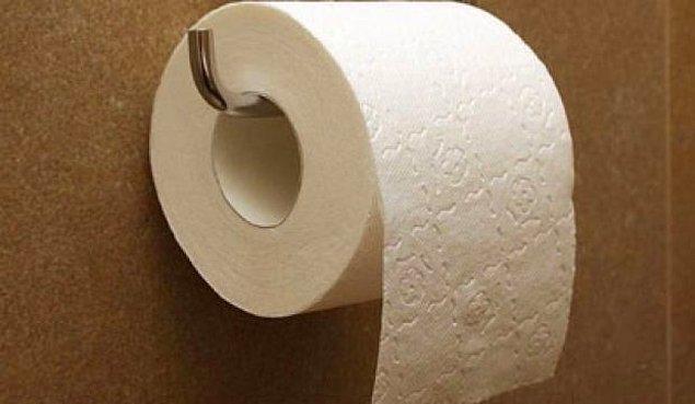 İlk tuvalet kağıdı New York'ta bulunmuştur.