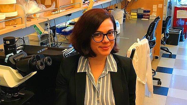 1. Türk bilim insanı Dr. Duygu Özmadenci, yumurtalık kanseriyle ilgili keşfiyle ABD'de ödüle layık görüldü.