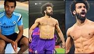 Liverpool'un Mısırlı Yıldızı Salah'ın İnanılmaz Vücut Değişimi