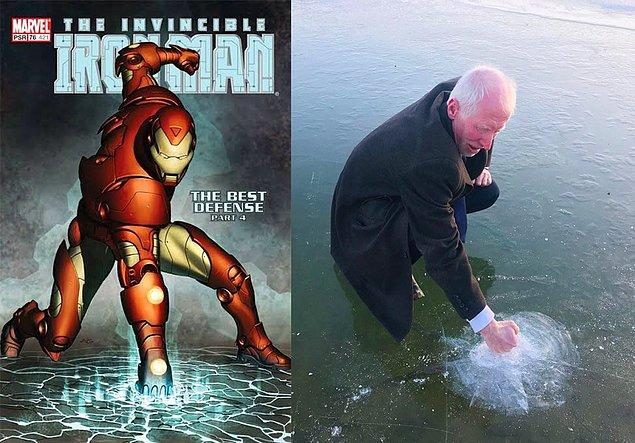 1. Yeni Iron Man.