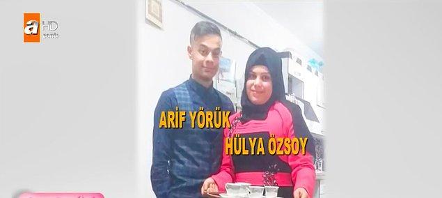 Bir süre sonra Recep'i ve ailesini arayan Hülya, dönmeyeceğini ve Konya'da olduğunu söylemiş. Meğerse Hülya, Arif isimli sevgilisiyle kaçmış ve evli olduğu halde kendisini istemişler.