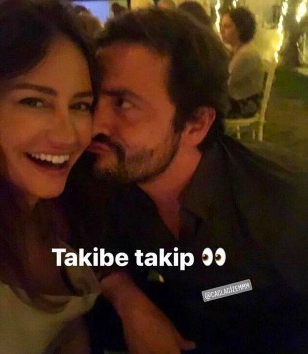 5. Ahmet Kural ile avukat sevgilisi Çağla Gizem Çelik evleniyor!