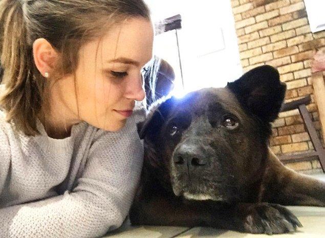 """7. """"Yarın uyutulacak köpeğimi son kez görmek için eve gittim. Bundan daha üzücü bir şey olabilir mi bilmiyorum."""""""