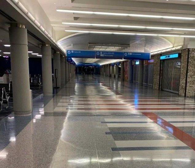 """15. """"Yılbaşında tek başınıza havaalanına gitmediyseniz yalnızlığın nasıl hissettirdiği konusunda yorum yapmayın."""""""