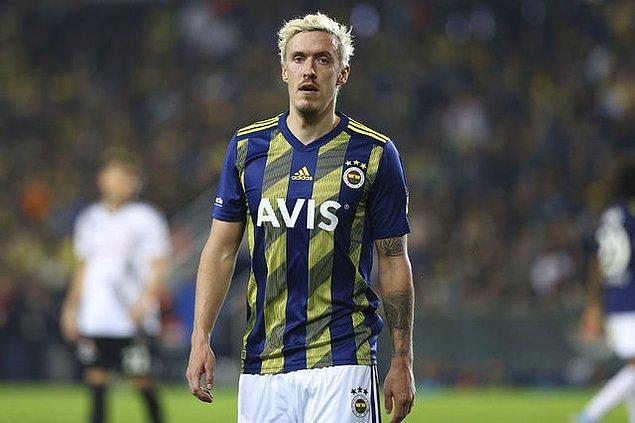 20. Max Kruse / Fenerbahçe ➡️  Werder Bremen, Eintracht Frankfurt, Leicester City
