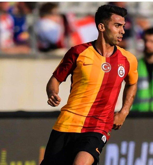18. Emre Taşdemir  / Galatasaray ➡️ Kayserispor
