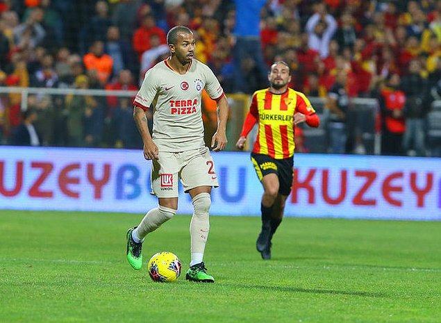 17. Mariano / Galatasaray ➡️ Flamengo