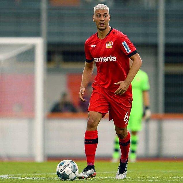 12. Aleksandar Dragović / Bayer Leverkusen ➡️ Galatasaray