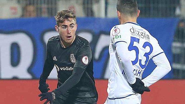 1. Tyler Boyd / Beşiktaş ➡️ Ankaragücü