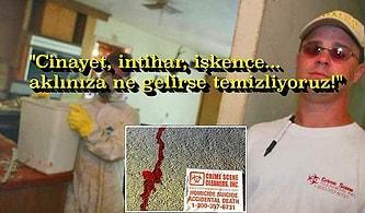 Ucuz Roman Filminden Esinlenip Kurduğu Cinayet Mahali Temizleme Şirketi ile Zengin Olan Adamın İtirafları
