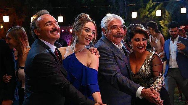 9. Aile Arasında filminde Solmaz'ın dünürleri hangi memlekettendi?
