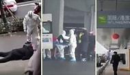 Çin'de Görülen ve Tüm Dünyayı Tehdit Eden Koranavirüs Salgınına Yakalanan İnsanların Kaydedilen Korkunç Görüntüleri!