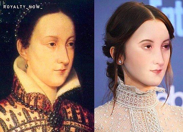 2. I. Mary/ Kanlı Mary