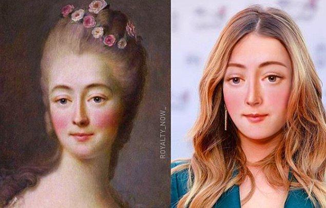 3. Madam du Barry/ Kral XV. Louis'in son metresi ve Marie Antoinette'in düşmanı